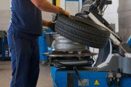 Balansiranje i ugradnja auto i kombi guma