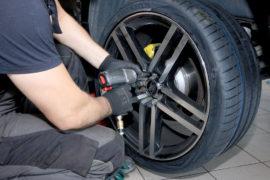 Balansiranje i ugradnja guma